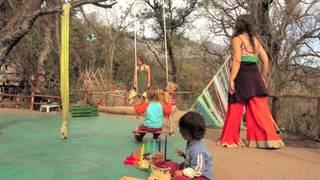 Educación Viva, Espacio de los niños Buda