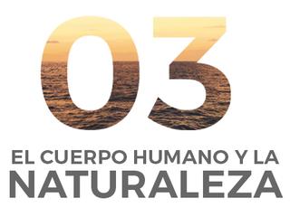 03. El cuerpo humano y la naturaleza