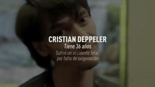 Tenemos derecho a quejarnos, Cristian Deppeler