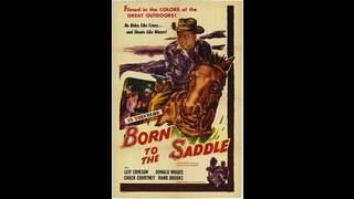 Nacido para cabalgar