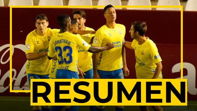 RESUMEN | Albacete - Las Palmas (1-1)