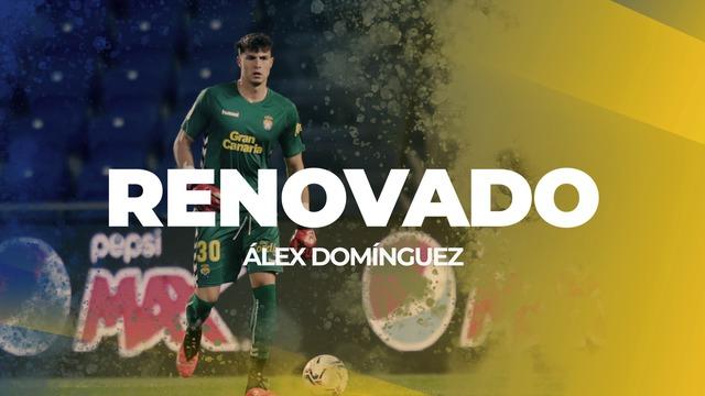 Álex Domínguez seguirá parando como amarillo