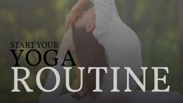 Yoga for sport: For core and shoulder