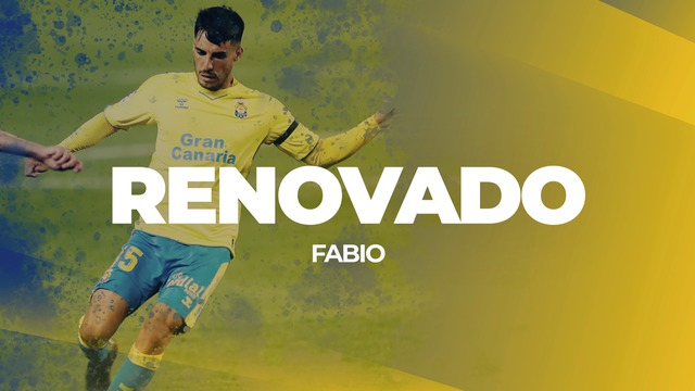 Fabio renueva en su equipo