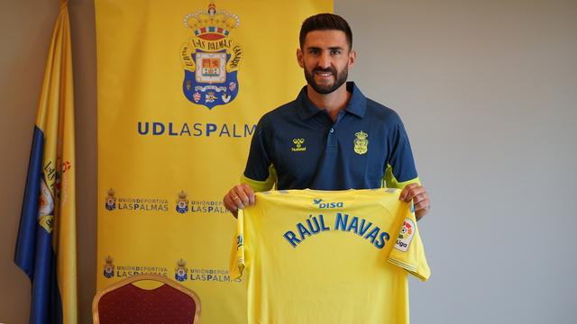 Raúl Navas: