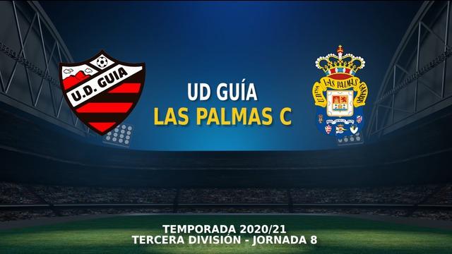 JORNADA 8   Guía 0-1 Las Palmas C