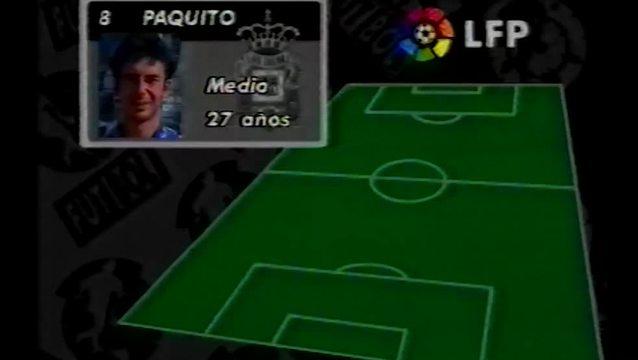 UD Las Palmas 3-1 Albacete Balonpié | Temp.1996/97