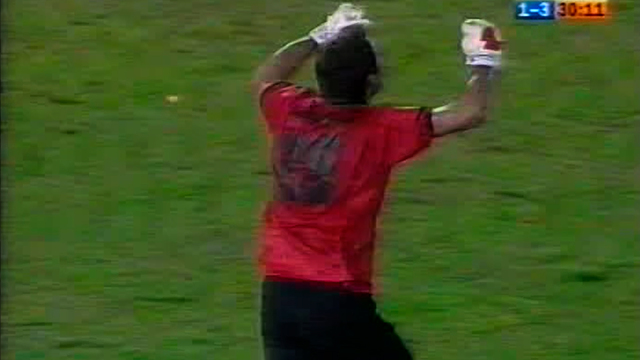 CD Tenerife 1-3 UD Las Palmas | Temp.2001/02