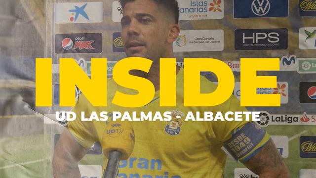 INSIDE | Partido disputado ante el Albacete