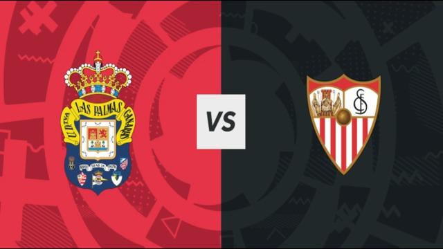 Jornada 14   UD Las Palmas 1-4 Sevilla FC