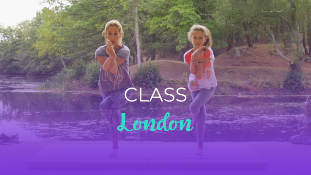 Yoga for kids - London