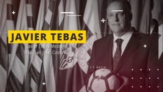 La entrevista con Javier Tebas
