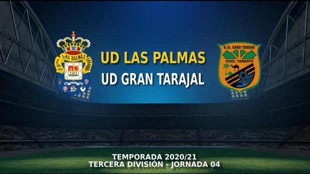 JORNADA 4   Las Palmas C 1-0 Gran Tarajal