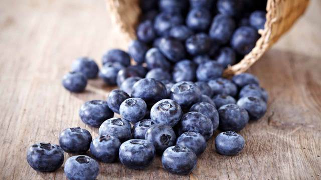Properties and benefits of blueberries