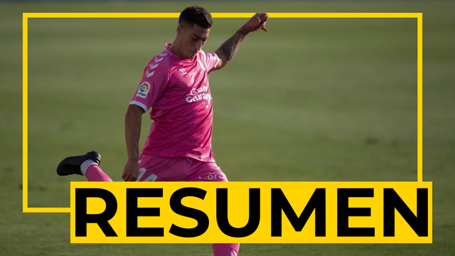RESUMEN | Leganés - Las Palmas (1-0)
