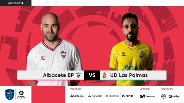 JORNADA 4   Albacete BP 4-4 UD Las Palmas