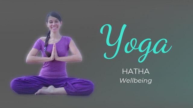 Hatha Yoga for wellbeing