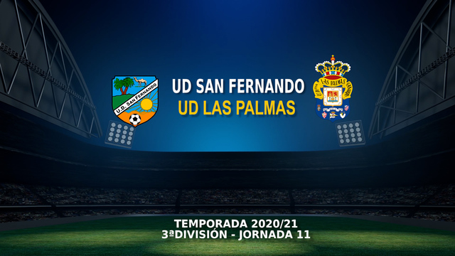 JORNADA 11 | San Fernando - Las Palmas C