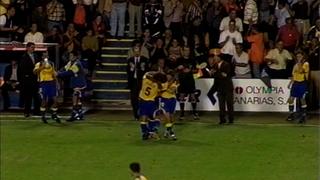 UD Las Palmas 2-1 Málaga CF | Temp. 2000/01