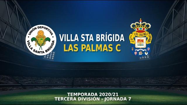 JORNADA 7   Villa Sta. Brígida 0-1 Las Palmas C