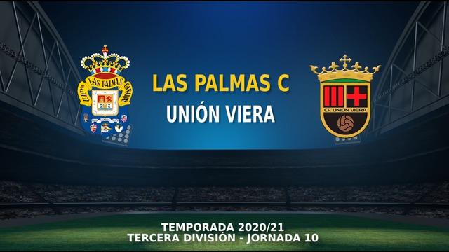 JORNADA 10 | Las Palmas C 4-2 Unión Viera