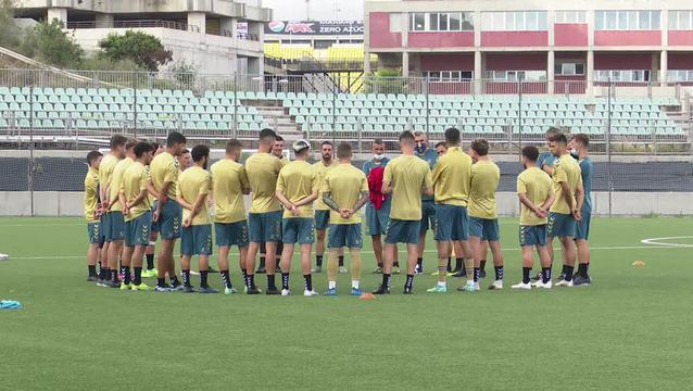 Las Palmas Atlético, convencida de sus posibilidades