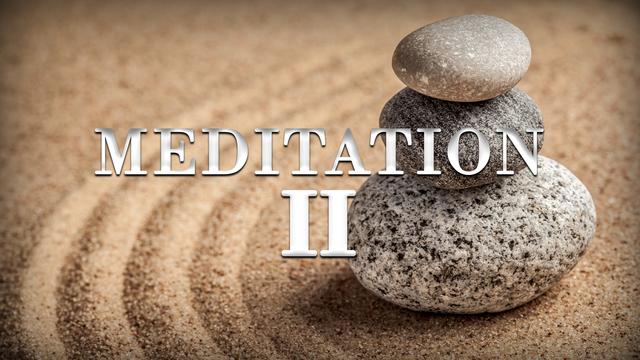 Meditation day 2