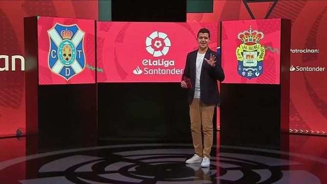 Jornada 17 | CD Tenerife 6-4 UD Las Palmas