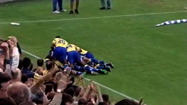 UD Las Palmas 2-1 Real Sociedad | Temp. 2001/02