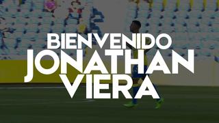 Jonathan Viera regresa a casa