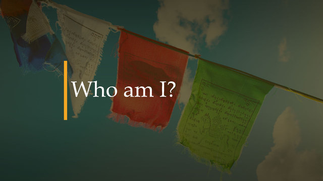 ¿Quién soy? - Mani Raman
