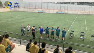 Se presenta el Equipo D en el Anexo al Estadio Gran Canaria
